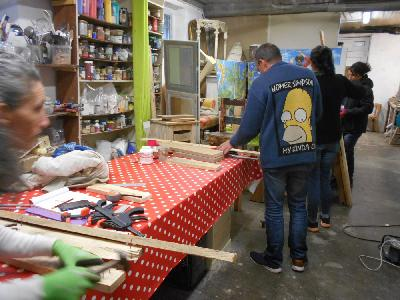Formations certifiantes eco recyclage ameublement et decoration niveau 4 formation - Formation ameublement decoration ...